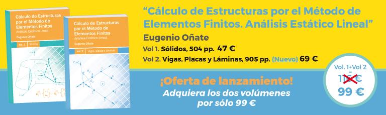 Calculo de estructuras por el Metodo de los Elementos Finitos.